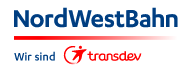 Nord West Bahn Logo
